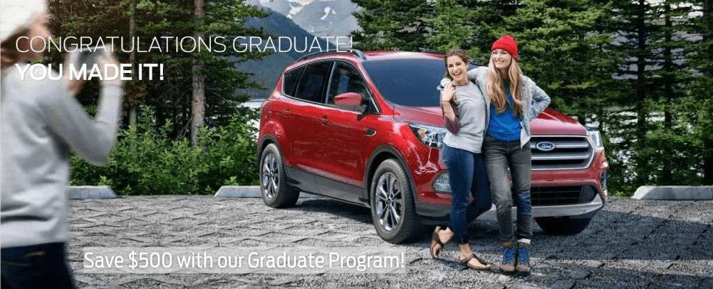 Save 500 with our Graduate Program