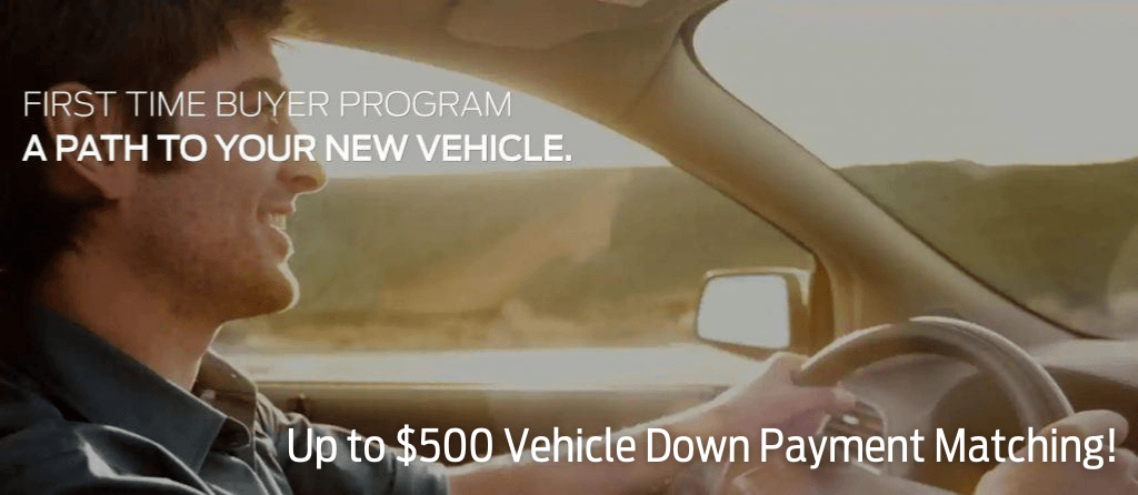 Up to 500 Vehicle Down Payment Matching